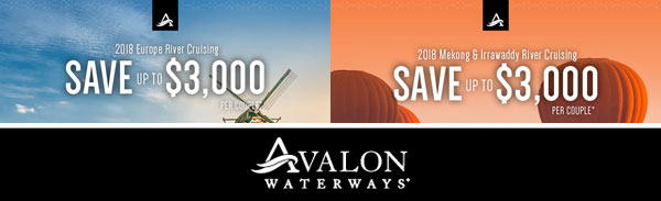 Avalon save $3000