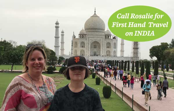 Rosalie's India