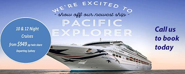Pacific Explorer