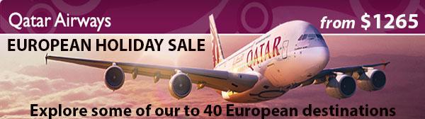 qatar european holiday sale